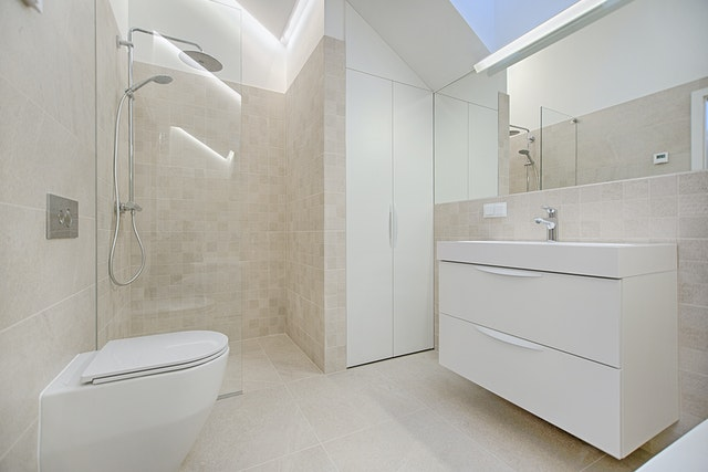 Shower Remodel